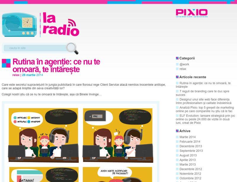 Blog Pixio