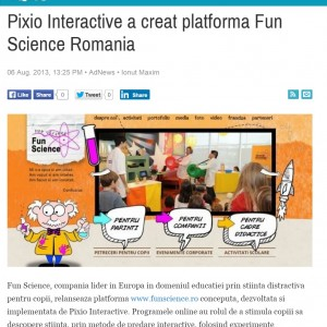 Pixio_Fun_Science