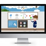 Lapte scolar - educational website