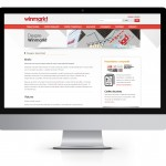 Winmarkt website - About