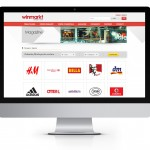 Winmarkt website - Stores