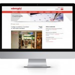 Winmarkt website - Events